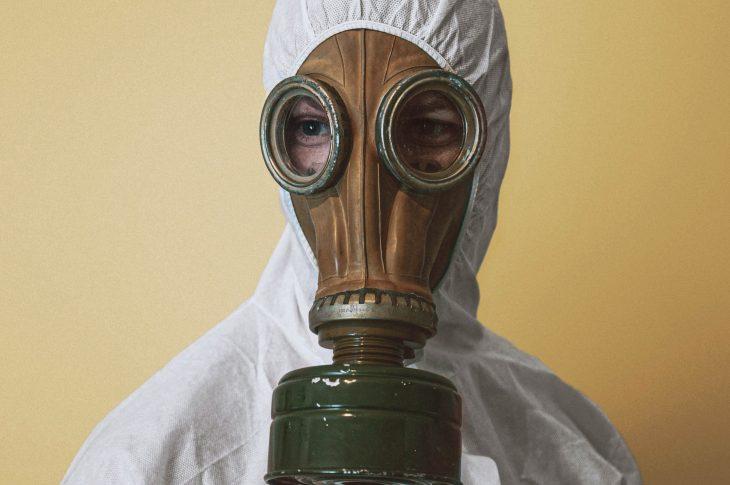 Masker atau Respirator Terbaik