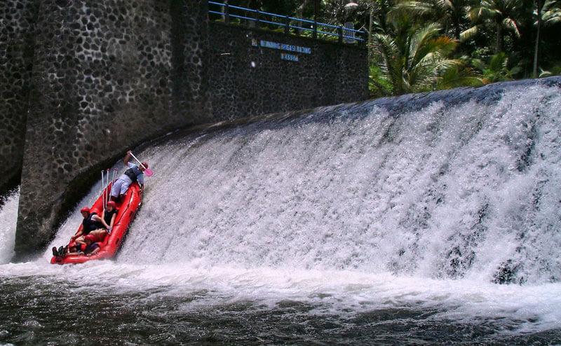 Rafting Bali Telaga Waja